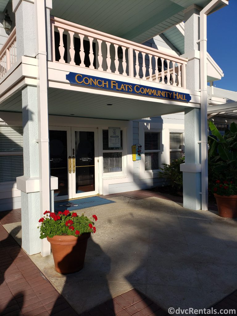 Disney's Old Key West Community Hall