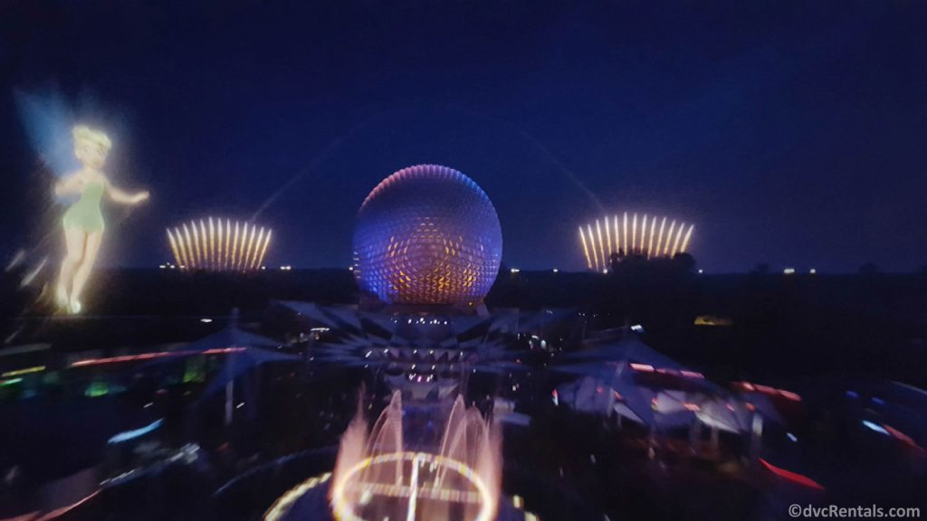 Soarin' Around the World finale at Epcot