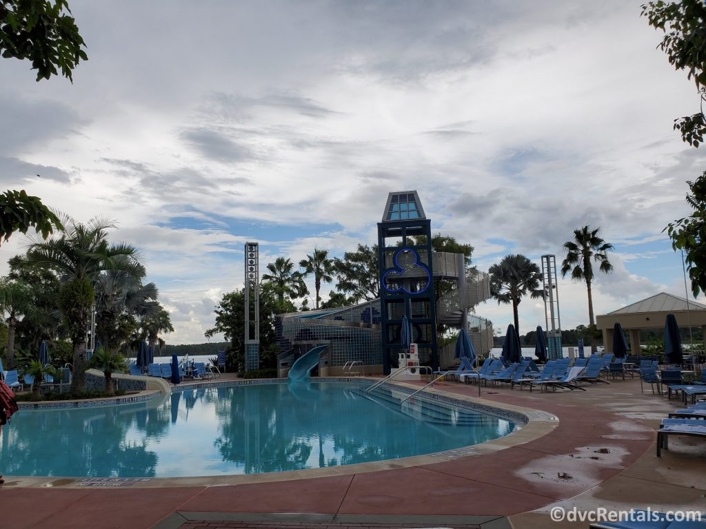 Bay Cove Pool at Disney's Bay Lake Tower