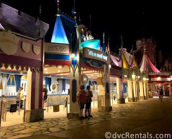 Fantasyland in the Magic Kingdom