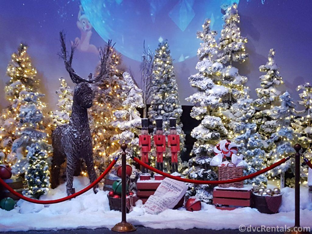 World Showplace display at Epcot