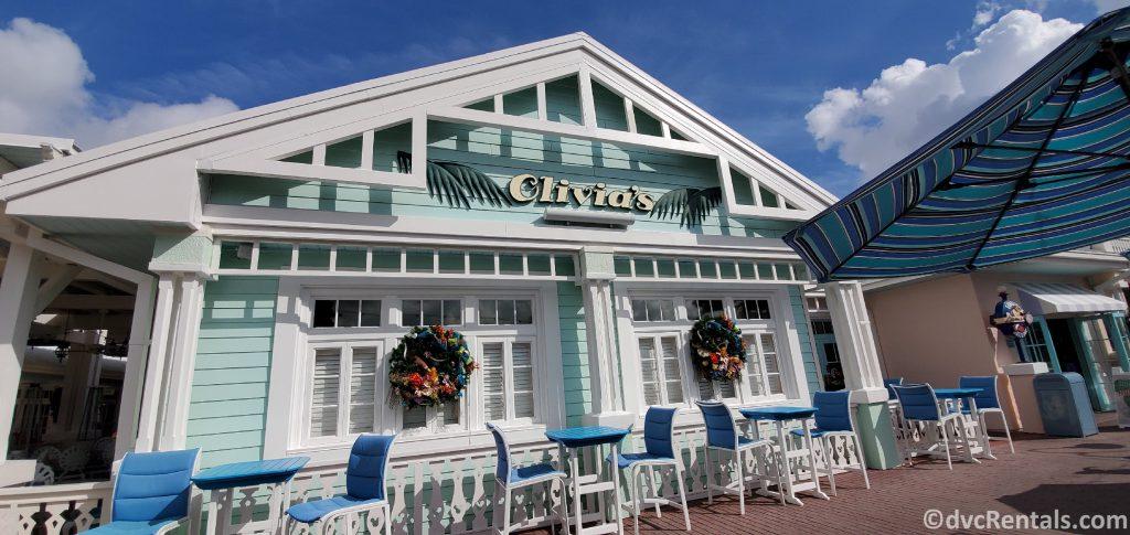Olivia's Café at Disney's Old Key West