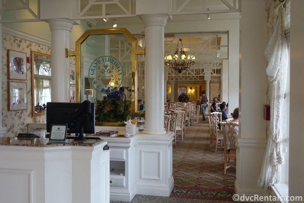 Grand Floridian Café