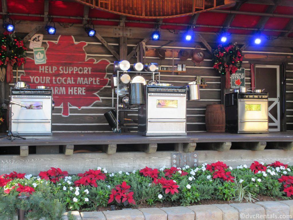 JAMMitors performing at Epcot