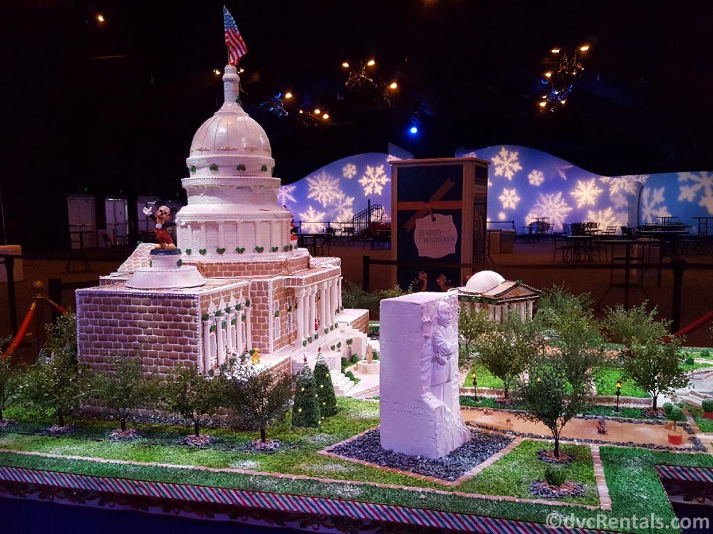 Gingerbread Capital City