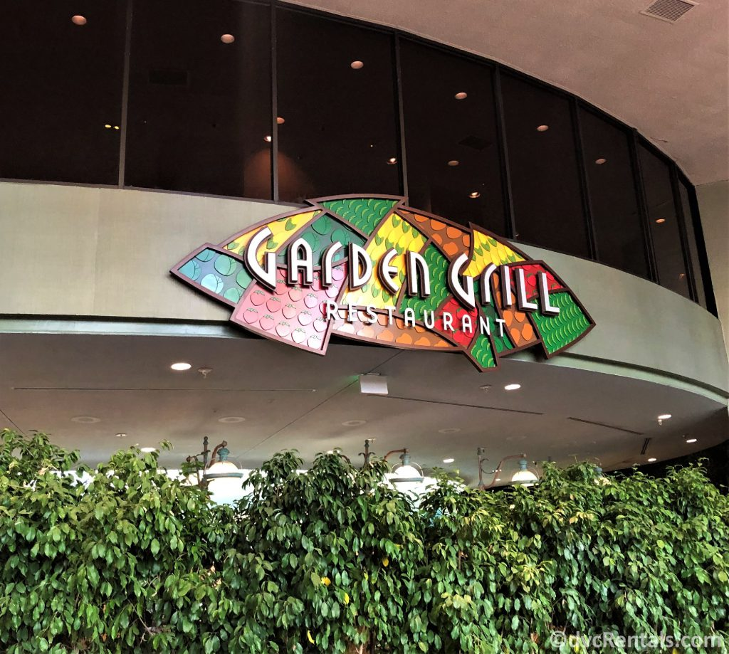 Garden Grill restaurant at Epcot