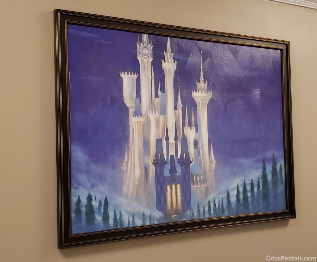 artwork from Disney's Riviera Resort