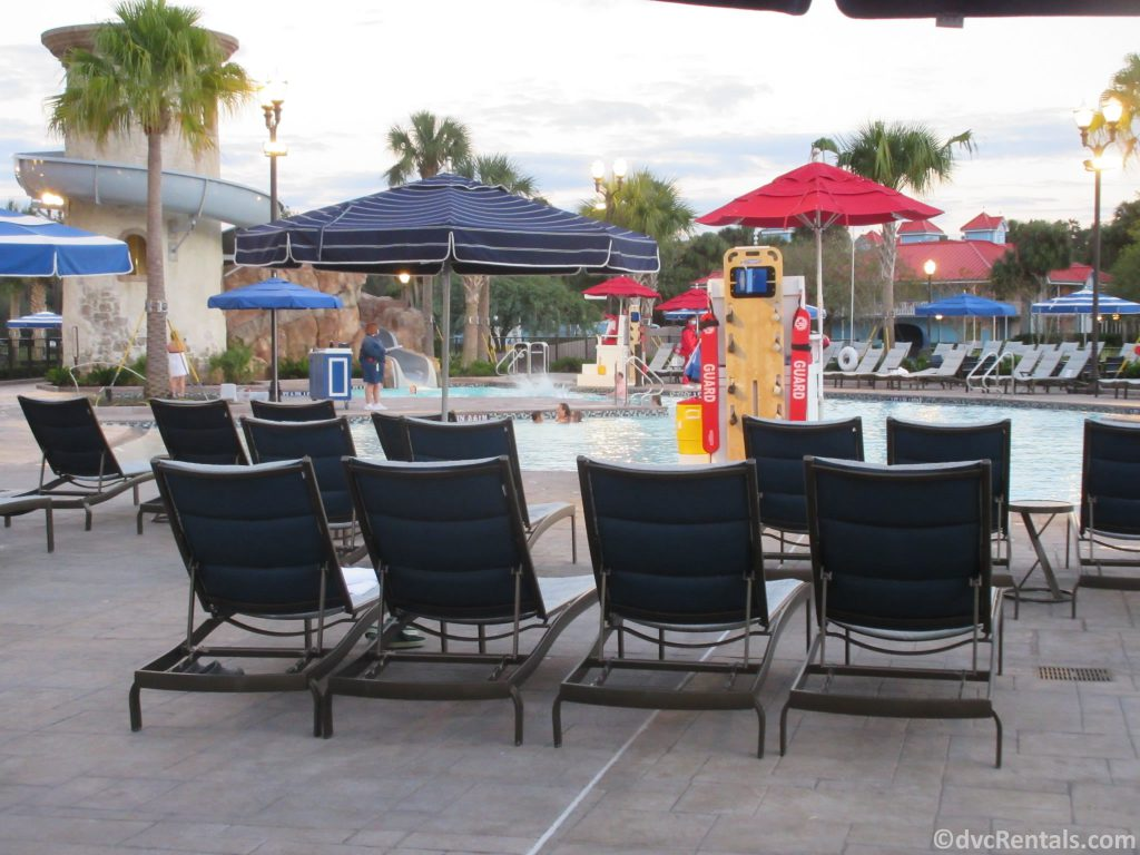 main pool at Disney's Riviera Resort