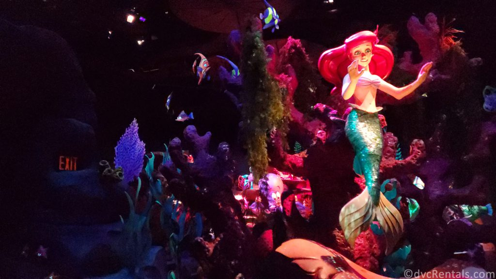 Ariel animatronic