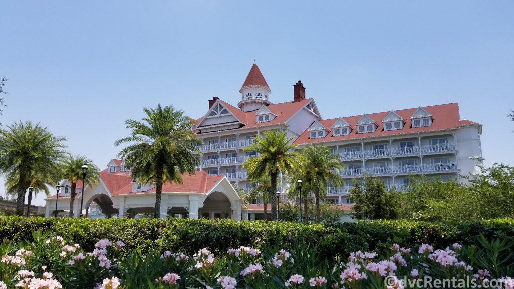 Villas at Disney's Grand Floridian