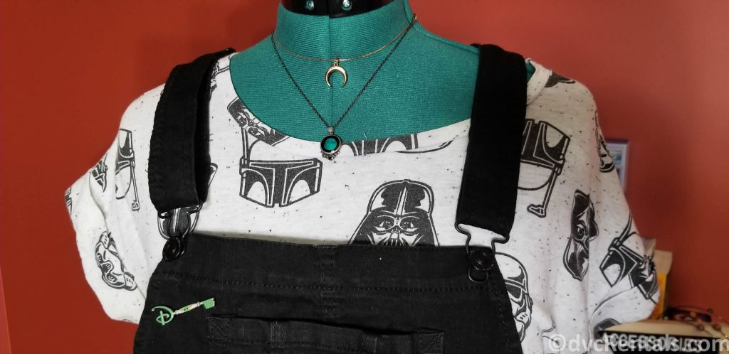 clothing options for a Star Wars themed Bound