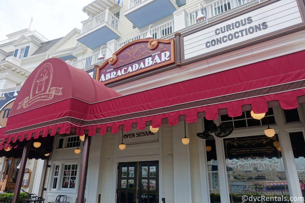 Abracada Bar at Disney's Boardwalk