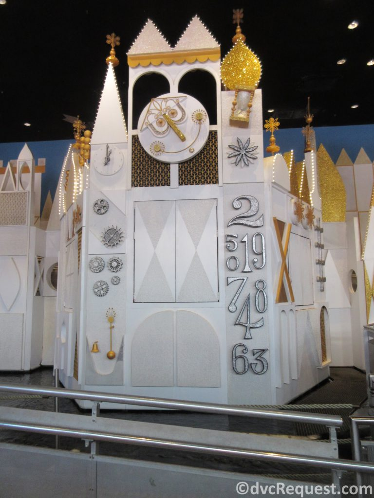 Scene from It's a Small World