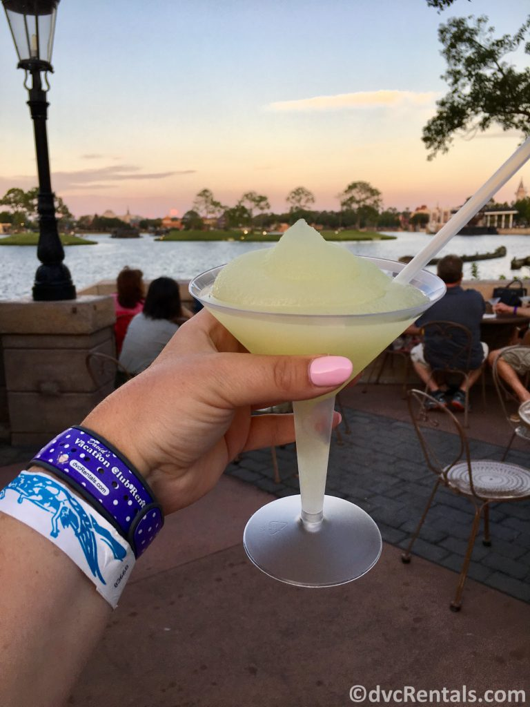 Martini at Epcot