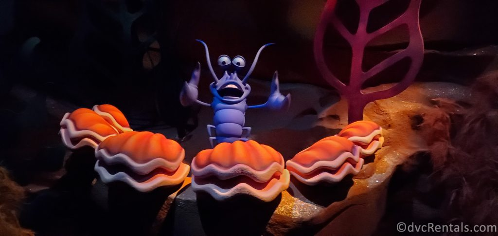 ride photos from Under the Sea – Journey of the Little Mermaid at Magic Kingdom