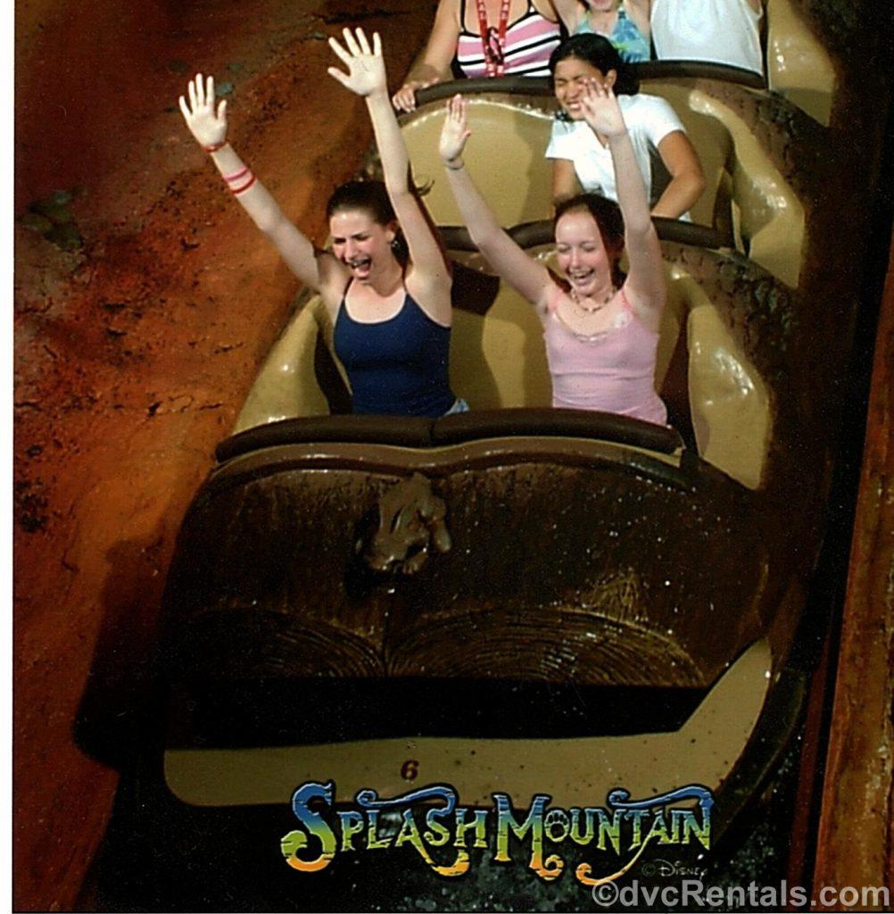 Splash Mountain