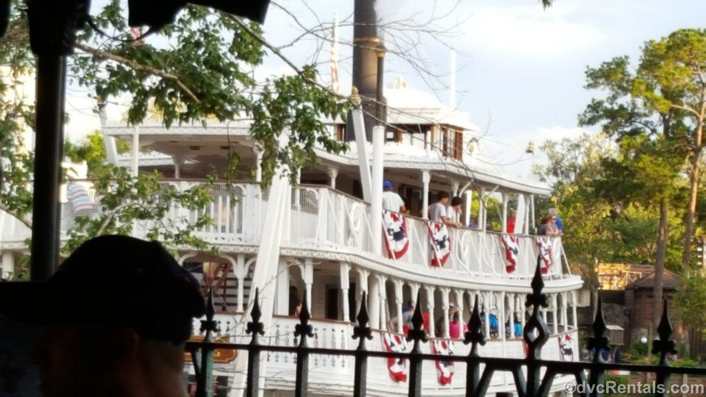 Liberty Belle Boat