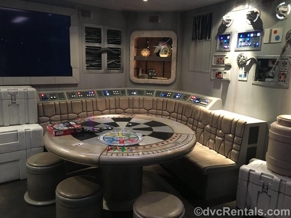 Kid's Club on the Disney Dream