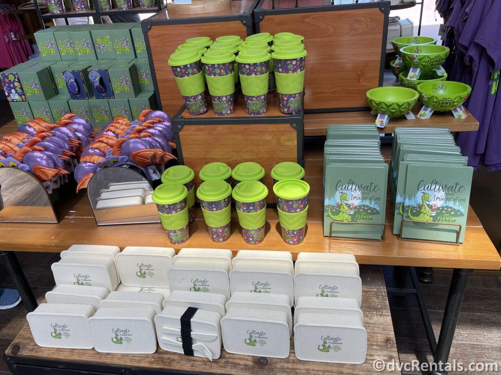 Taste of Epcot International Flower & Garden Festival merchandise