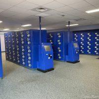 Locker Rentals at Epcot