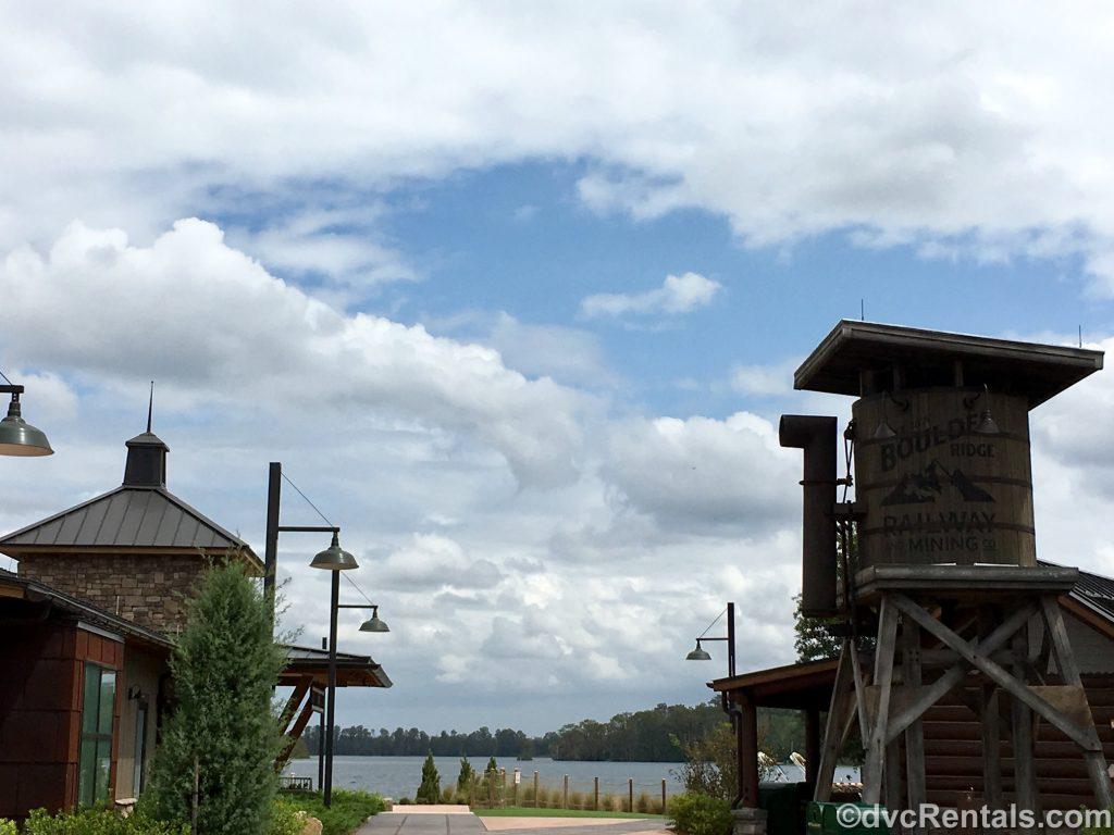 Landscape at Wilderness Lodge