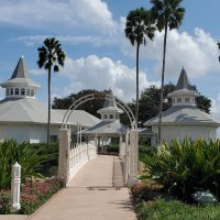 Wedding Chapel at Disney's Grand Floridian