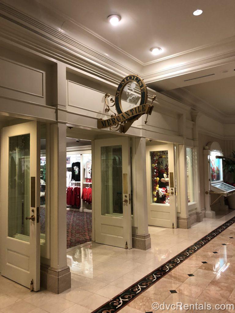 Shops at the Villas at Disney's Grand Floridian Resort & Spa