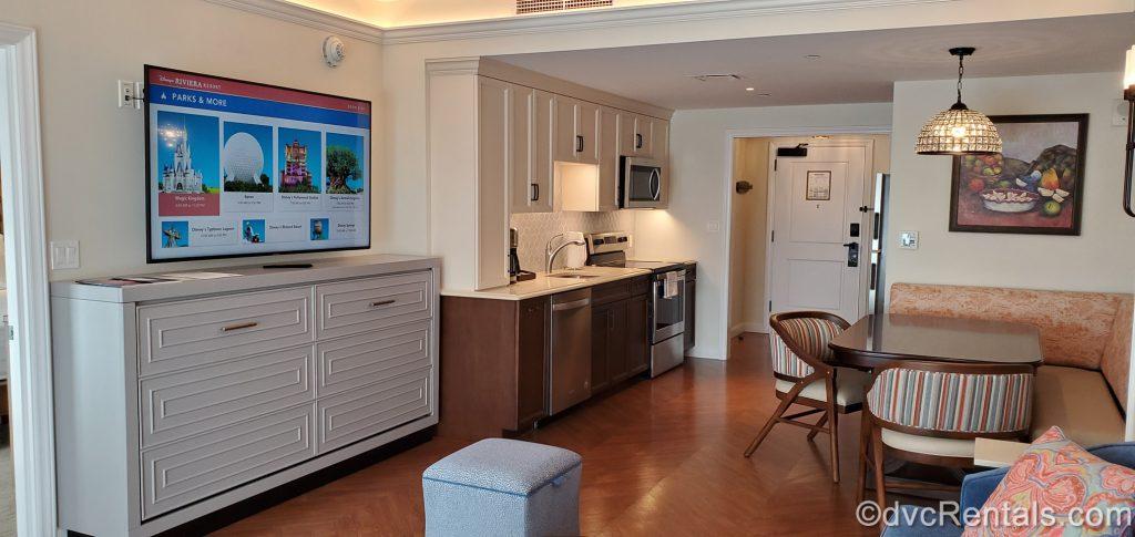 1 bedroom villa at Disney's Riviera Resort