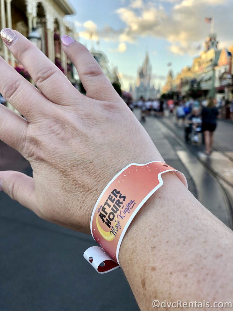 After Hours wristband