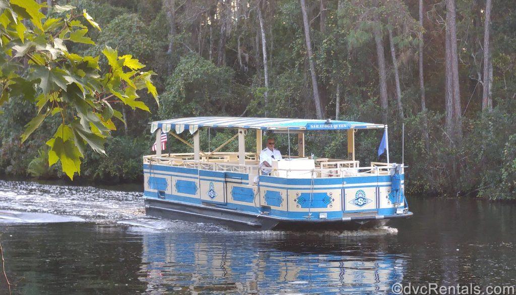 WDW Boat
