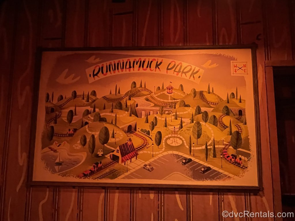 Picture of Runnamuck Park from Mickey and Minnie's Runaway Railway