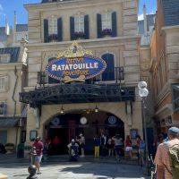 Entrance to Remy's Ratatouille Adventure