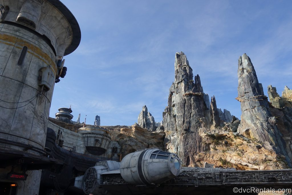Planet Batuu at Disney's Hollywood Studios