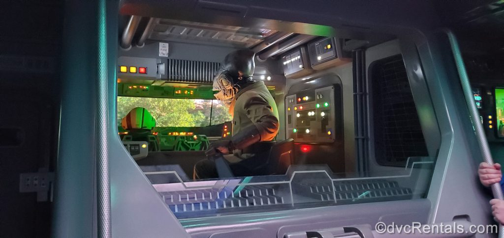 Photo from Star Wars: Rise of the Resistance attraction at Disney's Hollywood Studios